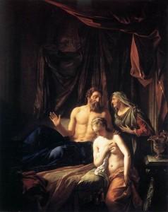 Sarah, Abraham, Hagar