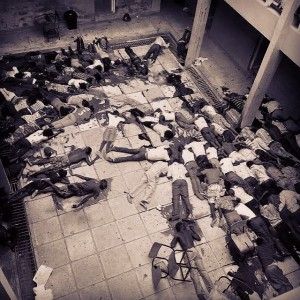 Massacre in Kenya