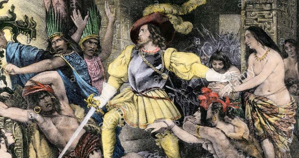 Aztecs & Cortes